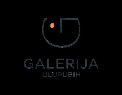Logo - GALERIJA ULUPUBIH