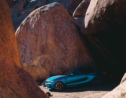 BMW M2 Roadtrip