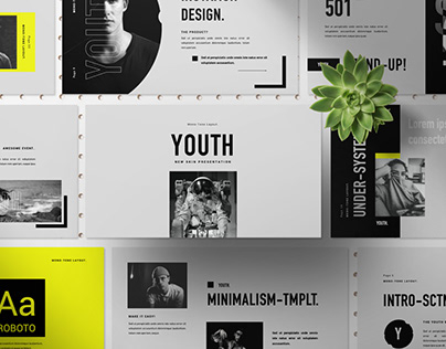 Youth Urban Presentation Template By:RitsBoys