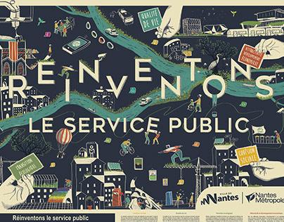 Réinventons le service public