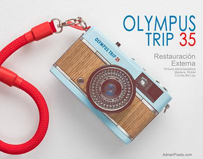 CUSTOM - OLYMPUS TRIP 35