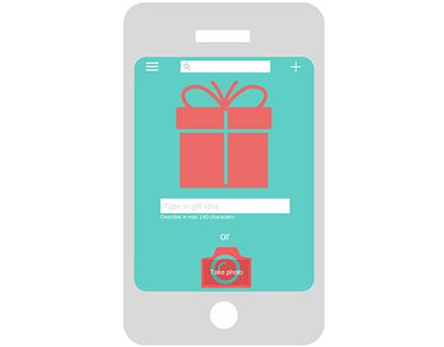 Gift Idea Tracker App