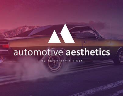 Brand Study - Automotive Aesthetics