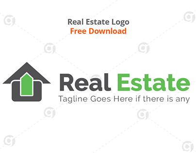 Real Estate Logo Template Free Download