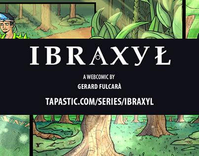 Ibraxyl - Comic
