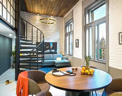 COME AS YOU ARE - interior design / 2017