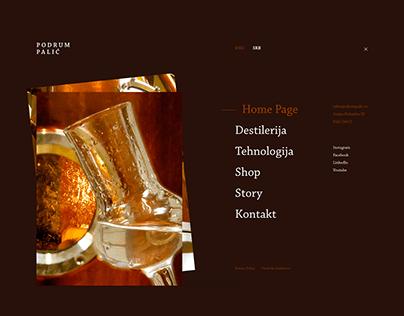 Podrum Palic - Branding