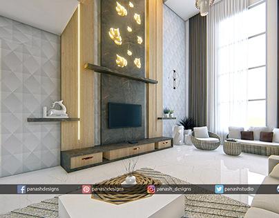 Modern Interior Design   Living Room Interior