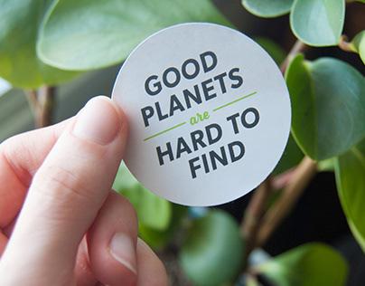 Environmental Stickers