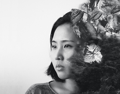 Huactive - conceptual portraits