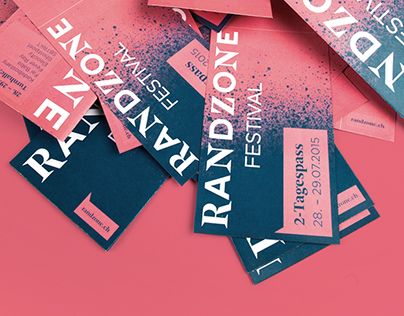 CorporateDesign Randzone Festival