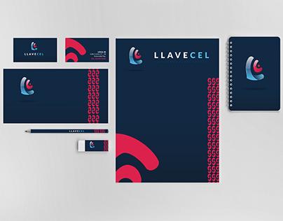 LLAVECEL / IDENTIDAD CORPORATIVA