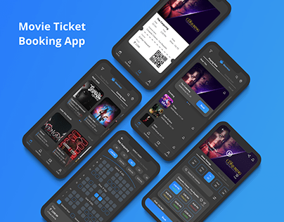 Movie Ticket Booking App- An UX Case Study