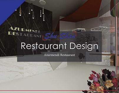 Restaurant Design - Azurmendi Restaurant