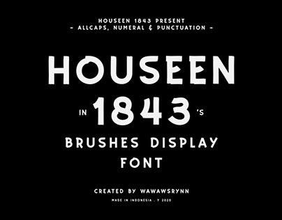 HOUSEEN 1843