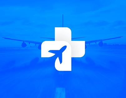 Healtour Logo Design