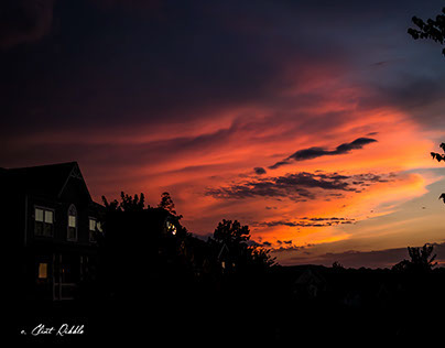 Photography - Tennessee Sunset