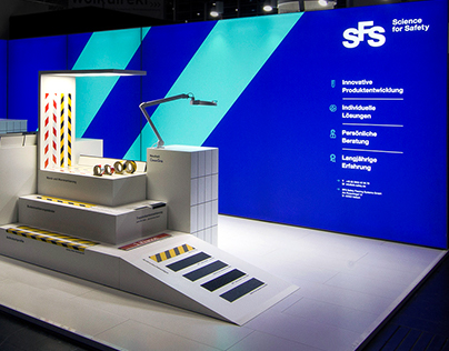 SFS – Science for Safety – Branding/Fair/Web
