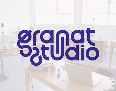 GRANAT STUDIO | branding | designed with P. Wójcicki