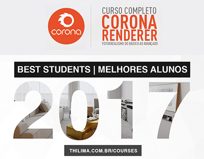 THI LIMA´S BEST STUDENTS • CORONA RENDER • 2017