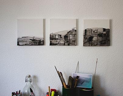 Espèces d'espaces: el camino.