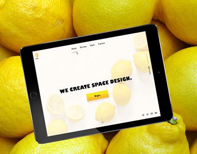 Studio Development Lemon