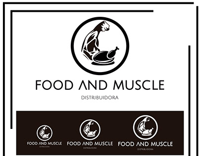 MARCA DE FOOD AND MUSCLE