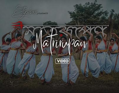 Matrirupan - Traditional dance by ELYSIUM KGEC