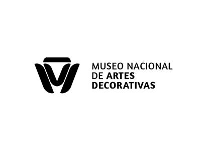 Museo Nacional de Artes Decorativas - Branding