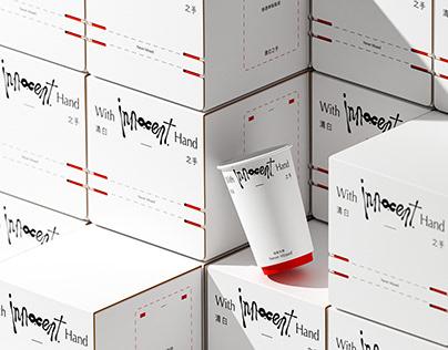 With Innocent Hand | Branding Design