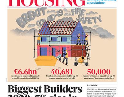 Inside Housing Magazine