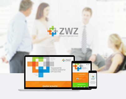 Website - ZWZ Soluções Organizacionais