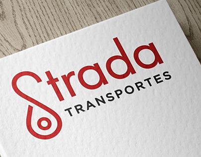 Identidad Visual Corporativa Strada Transportes