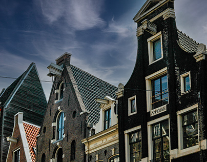 Amsterdam streets 1 (Nederland)