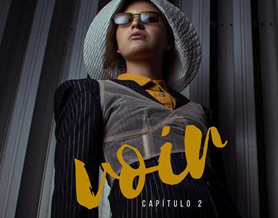 """""""VOIR"""", Capitulo II, Milo Miranda, 2018."""