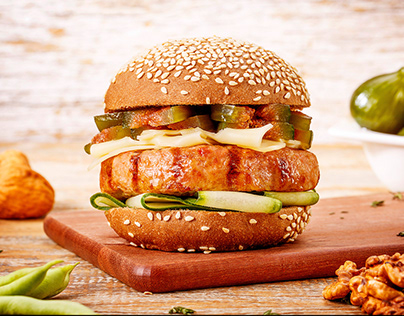 Hambúrgueres Frigorífico Arvoredo
