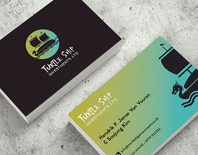 Turtle Ship Investments Branding