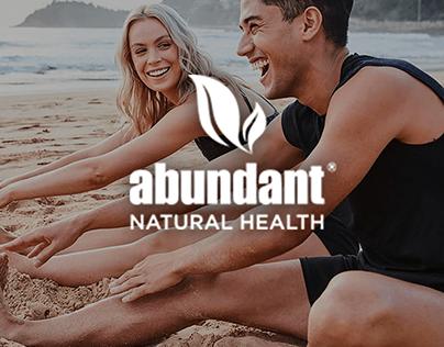 Abundant Natural Health digital strategy