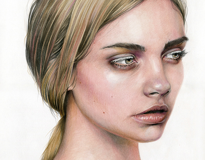 Portrait/ Cara Delevigne
