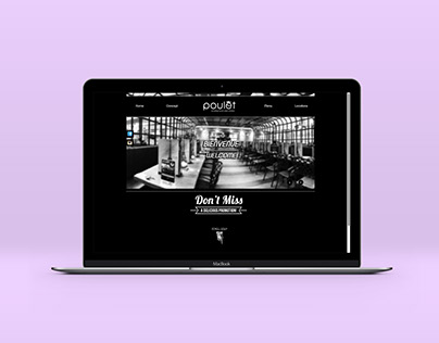 Website Design: Poulet