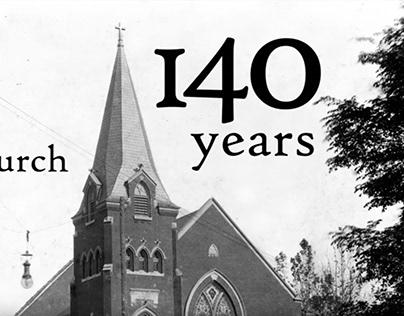 St. John UCC 140th Anniversary Video