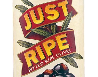 Just Ripe Olives