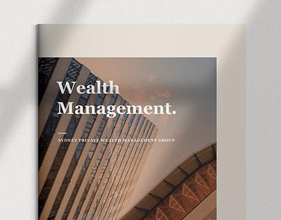 Wealth Management | Brochure