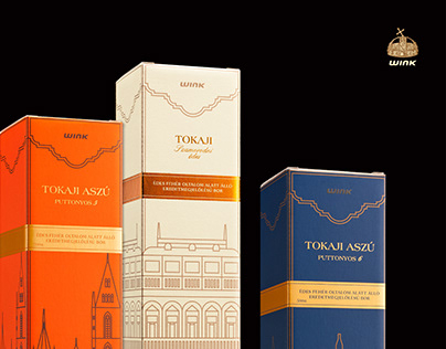 貴腐酒 tokaji | Package Design