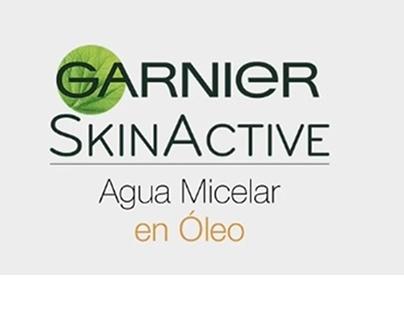 Garnier - Agua Micelar / Musicalización