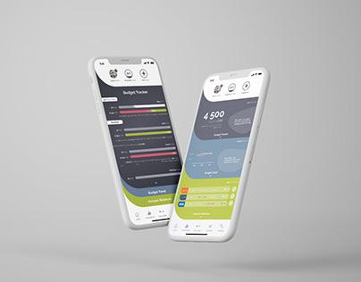 An app interface proposal
