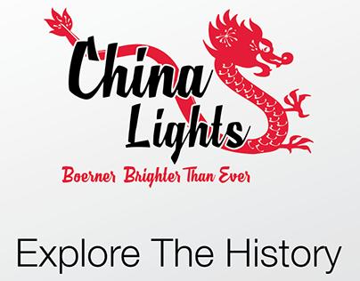 China lights app