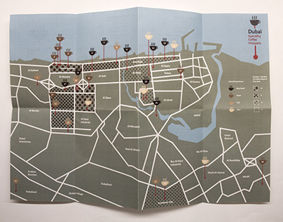 Speciality Coffee Map