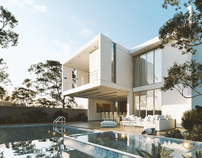 Cover - Pool House