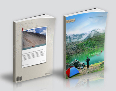 Travel Guide Magazine for PTDC